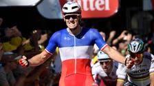 Demare wins Tour de France stage four; Thomas, Cavendish crash