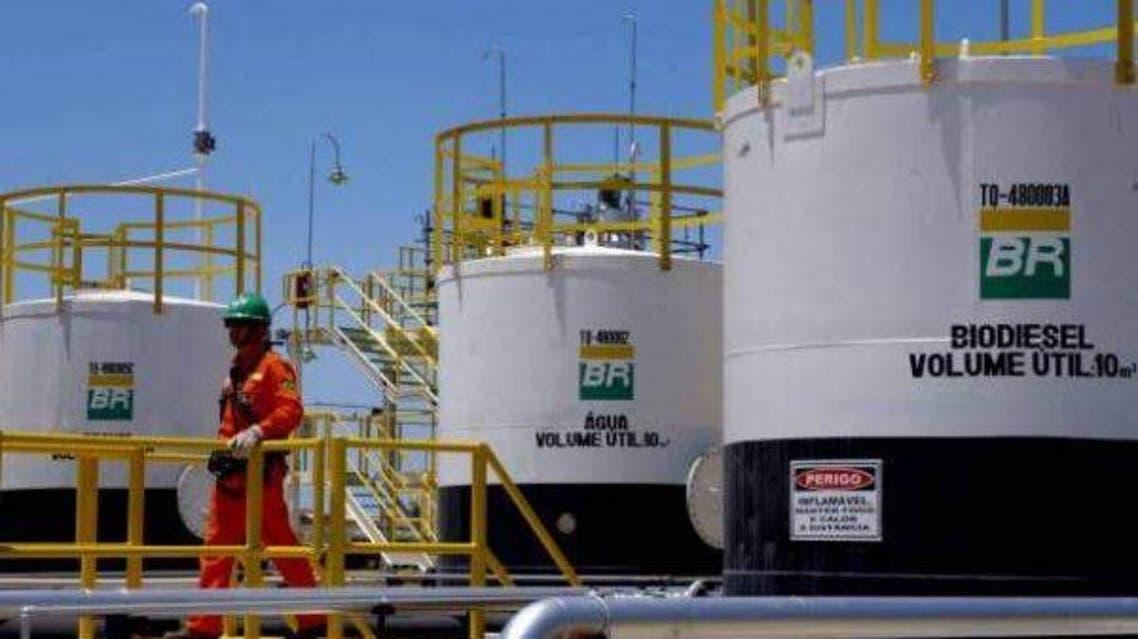 الصادرات البرازيلية النفطية
