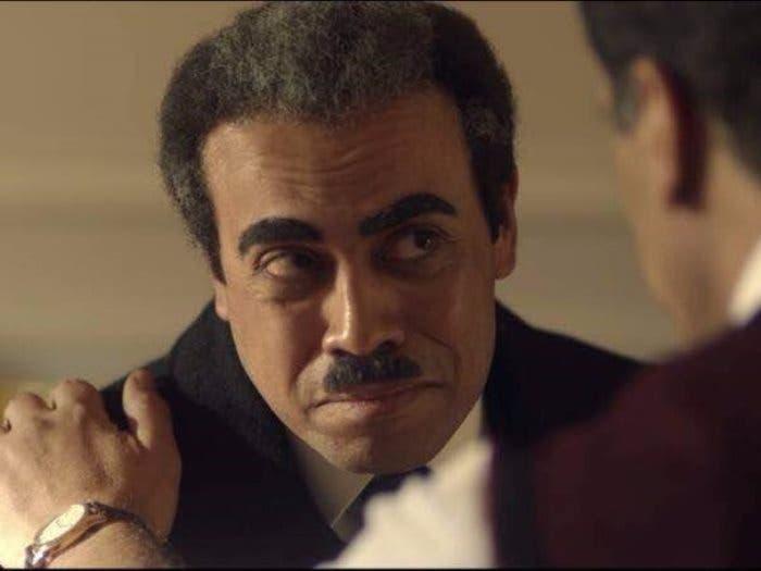 الفنان الذي أدى دور سيد قطب في مسلسل الجماعة 2