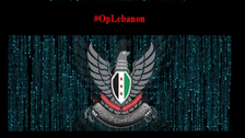 Lebanon's state TV hacked by unknown Syrian group