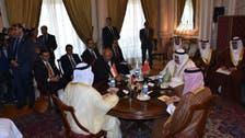 قطر کے تخریبی کردار کو قبول نہیں کیا جاسکتا: عرب ممالک
