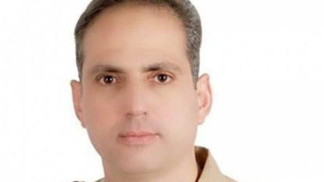 المتحدث العسكري المصري تامر الرفاعي