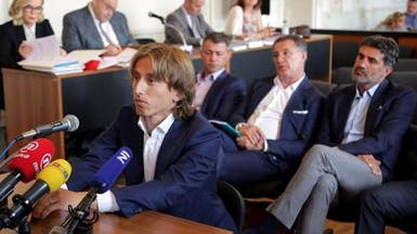 بسبب مودريتش.. الحكم بسجن شقيق زوران 6 سنوات ونصف