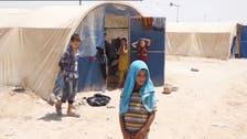 قصة طفلين هربا من الموصل وقتلا بمخيم النزوح