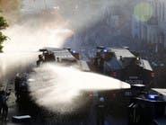 صدامات بين الشرطة ومتظاهرين مناهضين لقمة الـ20 بهامبورغ