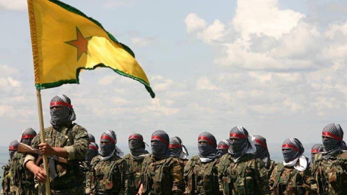 3 وحدات الحماية الكردية