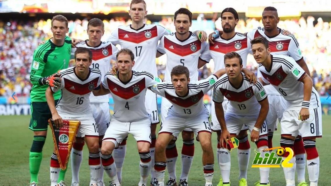 آلمان با پشت سرگذاشتن برزیل و آرژانتین در رده نخست ردهبندی فیفا قرار گرفت