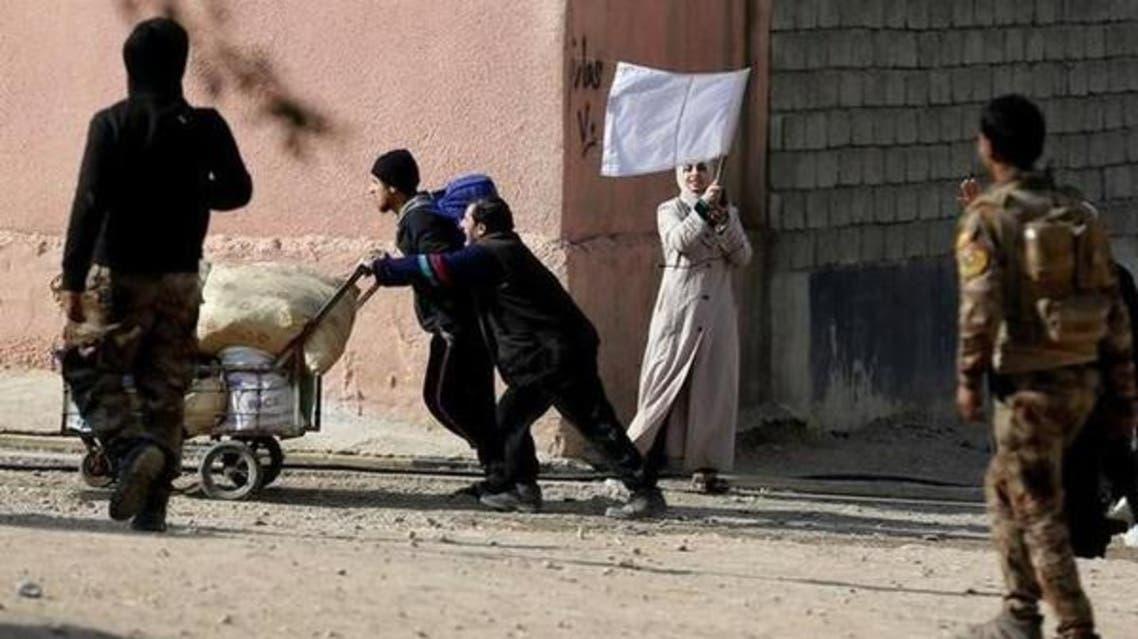 سازمان ملل: 20 هزار شهروند عراقی در موصل قدیم توسط داعش محاصره شدهاند