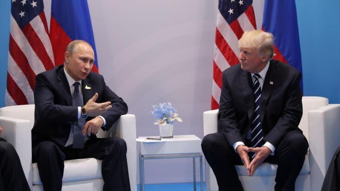 أول لقاء بين ترمب و بوتين في قمة هامبورغ