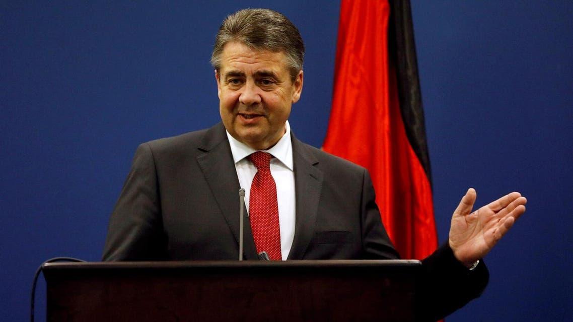 German Foreign Minister Sigmar Gabriel. (File photo: Reuters)