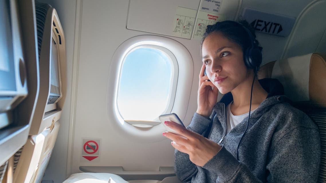 موسيقى سفر طائرة