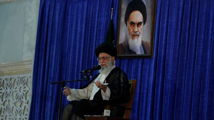 US civil rights group calls on Twitter to ban Iran's Khamenei for Quds Day posts