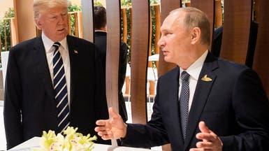 بوتين وترمب يتفقان على وقف للنار جنوب سوريا