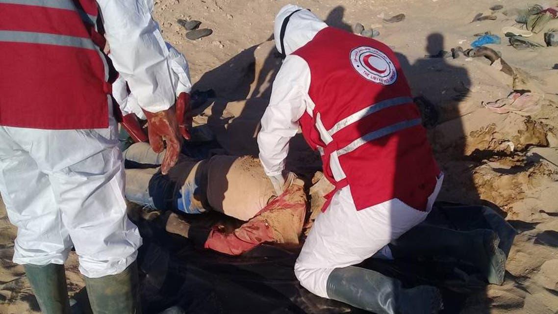 جثث 48 مهاجراً مصرياً في صحراء ليبيا