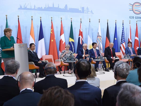 قمة العشرين.. اتفاق على إعلان مشترك حول المناخ