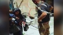 موصل میں داعش کی بچہ اٹھائے خودکش بمبار عورت کا حملہ