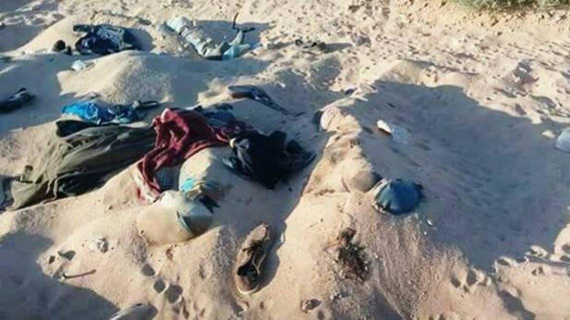 هذا ما كشفه أقارب مصريين تحللت جثامينهم بصحراء ليبيا