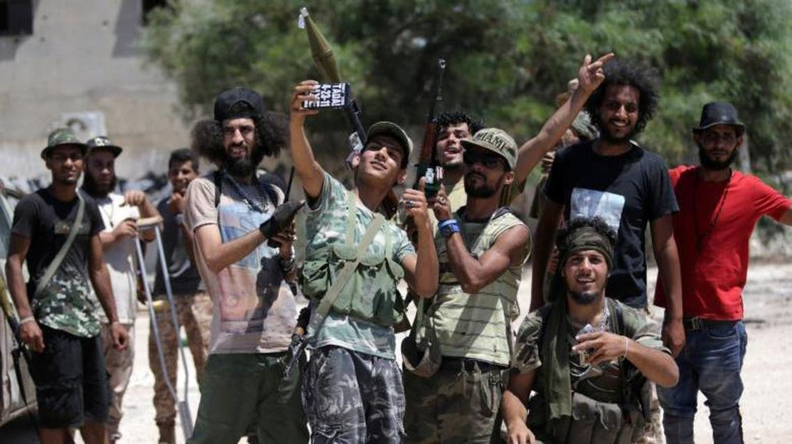 Selfies of war