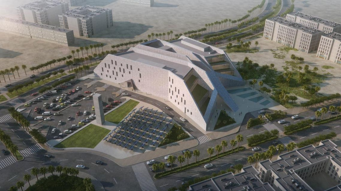 Sustainable Energy Technologies Center by edgeARCH in Riyadh. (World Architecture Festival)