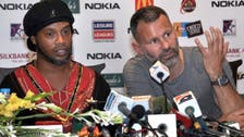 Giggs impressed with Pakistan youngsters' love for football