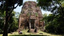 Cambodian temple site gets UNESCO world heritage status