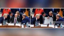 هذه الصورة المزيفة جمعت ترمب وبوتين وأردوغان