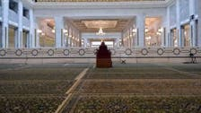 Carpets laid out in Islam's holiest mosques are imported from these countries