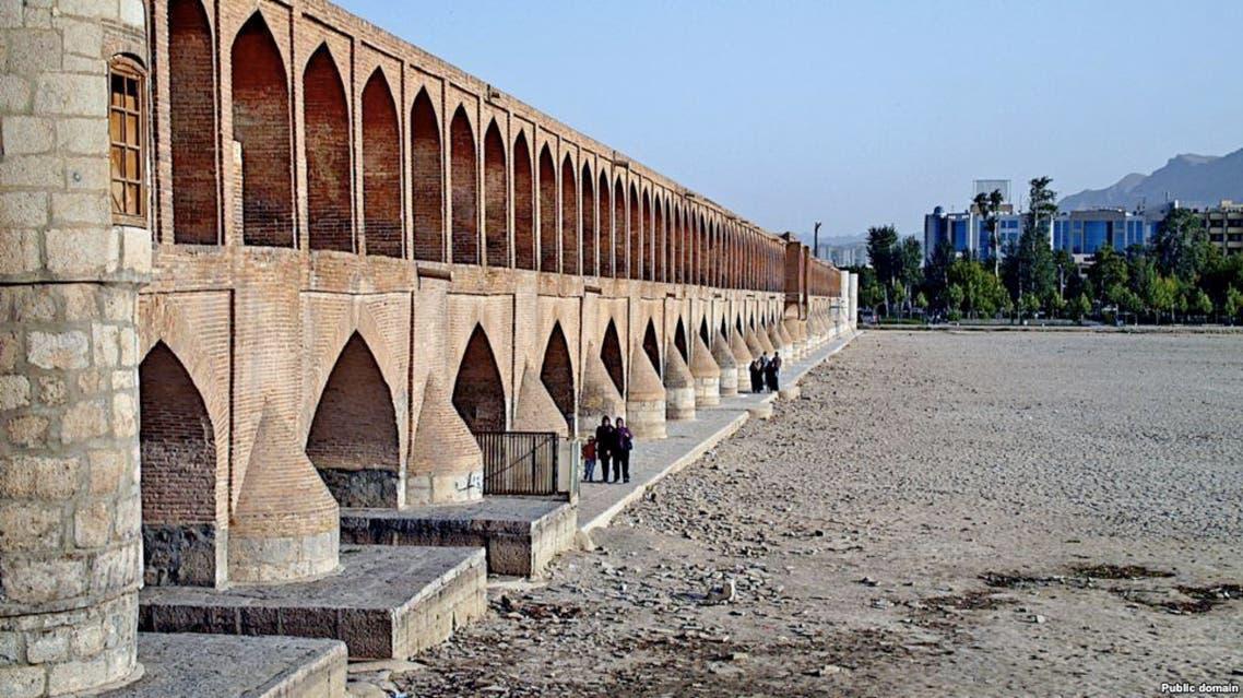 أزمة مياه في إيران