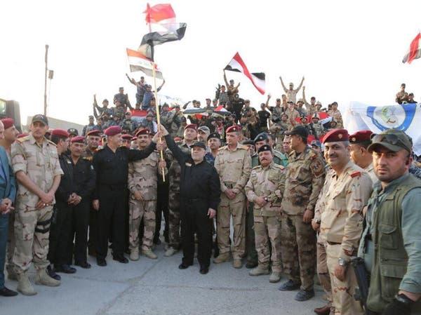 """العراق.. العبادي يعلن استعادة قضاء القائم وطرد """"داعش"""""""