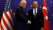 تيلرسون بحث مع أوغلو تسليح الأكراد وملفي سوريا وقطر