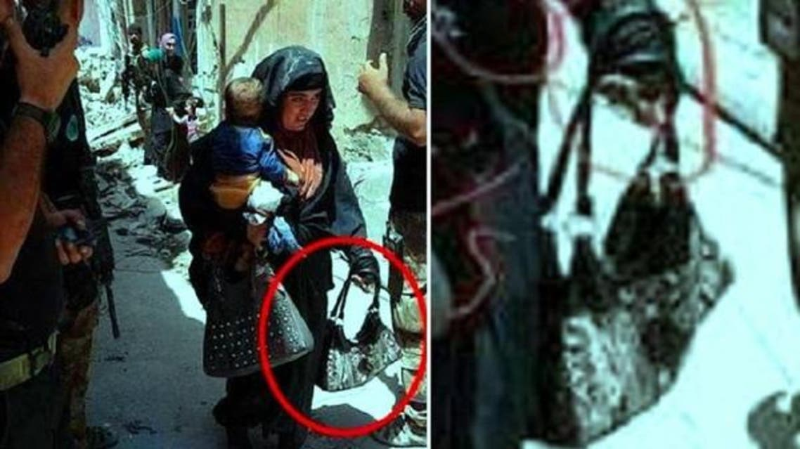 مادر داعشی انتحاری کودک خردسال خودش را نیز به کشتن داد
