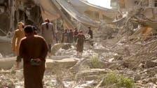 الأمم المتحدة: نحو 50 ألف مدني عالقون في الرقة