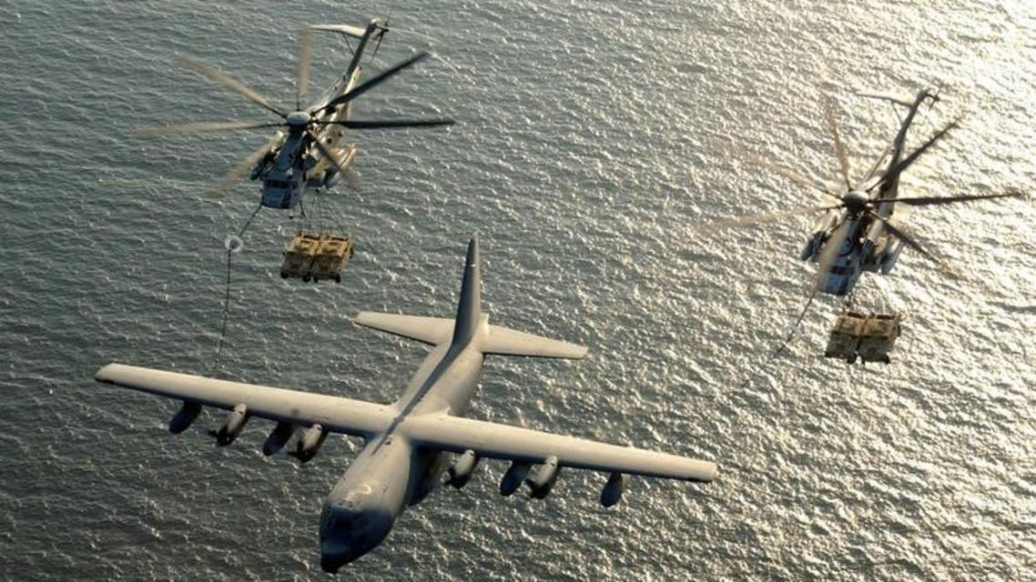 طائرات عسكرية أميركية
