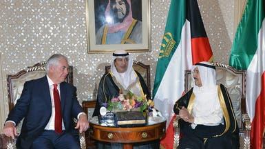 """واشنطن ولندن والكويت تبدي """"القلق"""" لاستمرار أزمة قطر"""