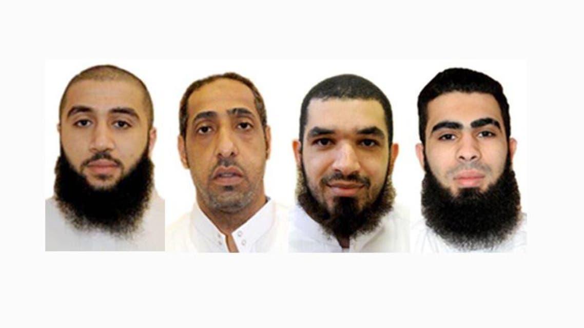 تنفيذ القصاص في 4 إرهابيين في القطيف