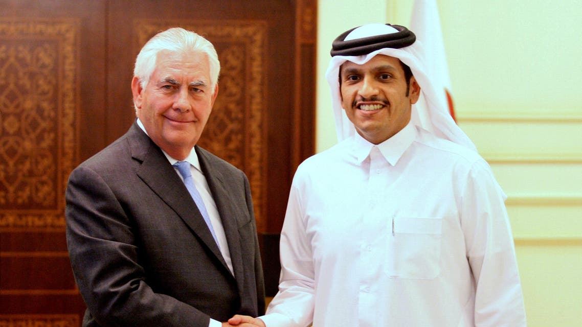 The US secretary of state can save Qatar from itself before it suffers the consequences of its malicious actions. (Reuters)