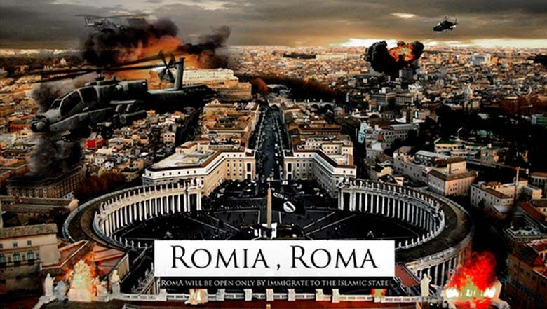 isis rome
