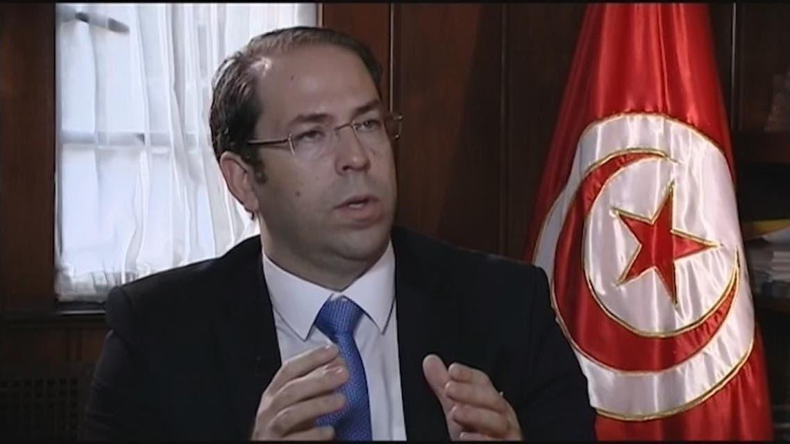 THUMBNAIL_ مقابلة خاصة: يوسف الشاهد رئيس الوزراء التونسي