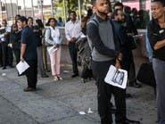 معدل البطالة في بريطانيا يرتفع للمرة الأولى منذ فرض قيود كورونا