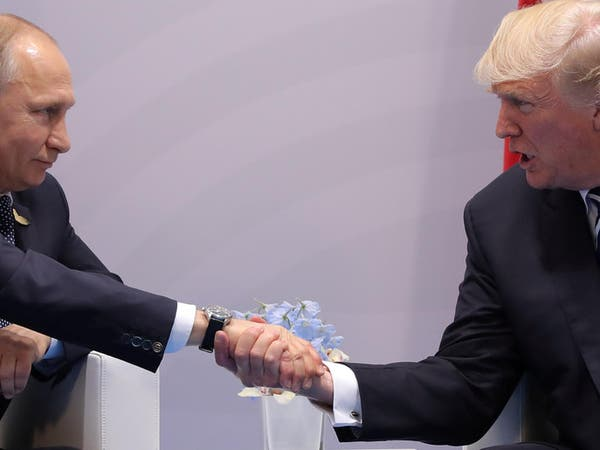 ترمب: يمكننا العمل مع روسيا في سوريا وملفات أخرى