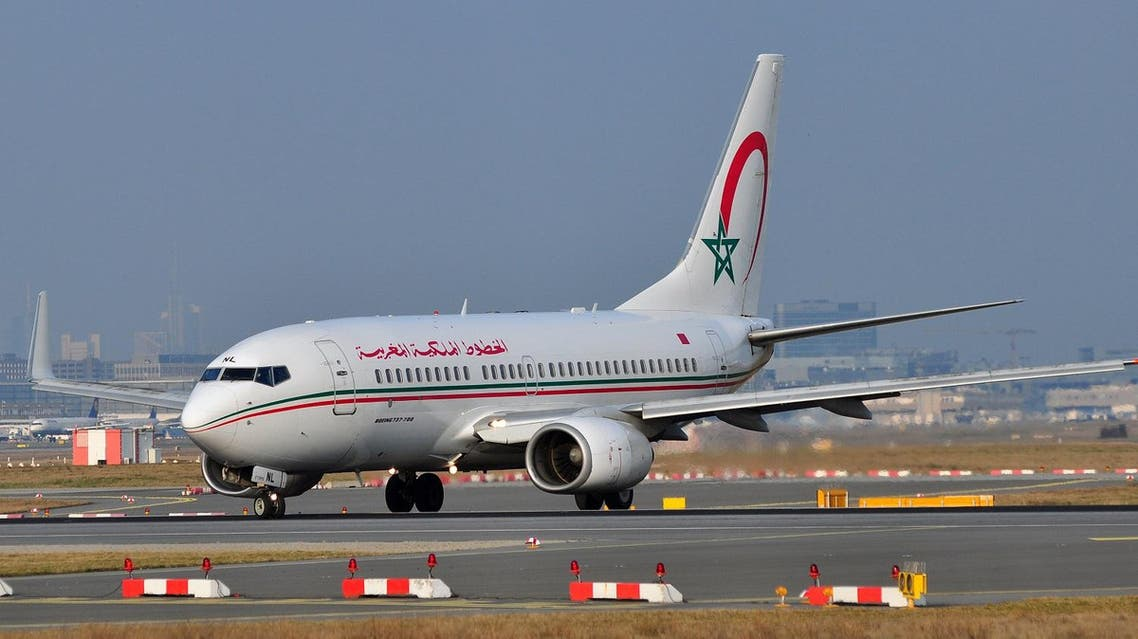 Royal Air Maroc Shutterstock