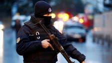 ترک پولیس کے ہاتھوں داعش کے 5 عسکریت پسند ہلاک