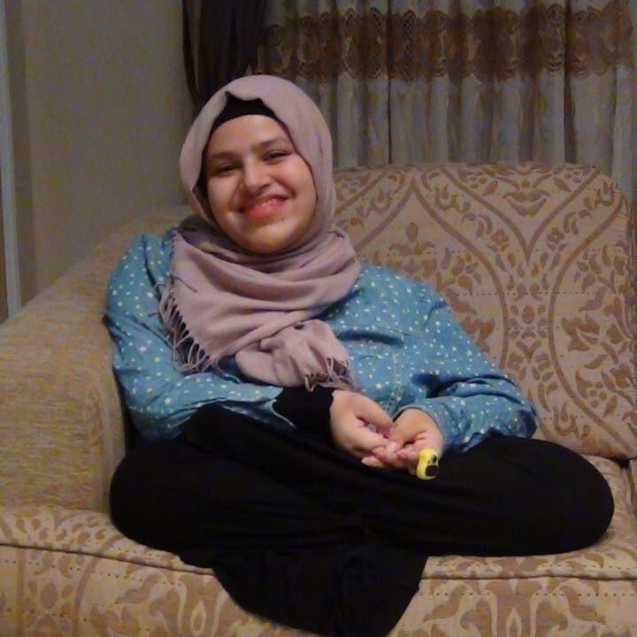 مصابة بضمور العضلات تصدرت قوائم أوائل ثانوية مصر