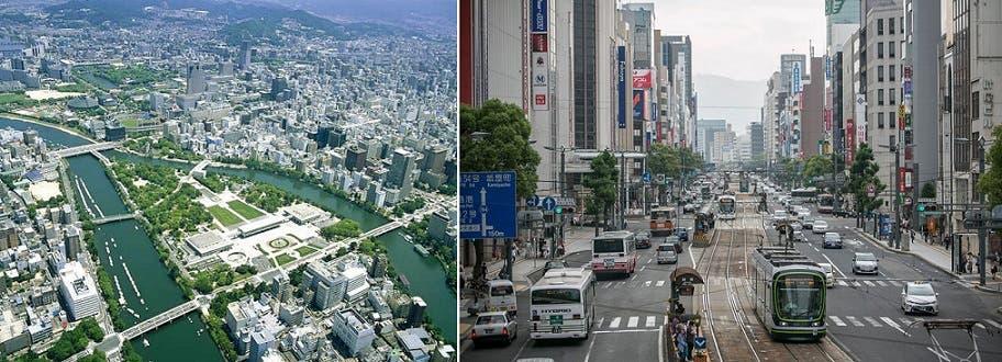 ژاپنیها هیروشیما را به خوبی بازسازی کردند اما یاد فاجعه اتمی همچنان بر شهر سایه انداخته است
