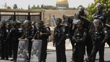 قبلہ اول فلسطینی نمازیوں اور صہیونی فوج میں میدان جنگ بن گیا