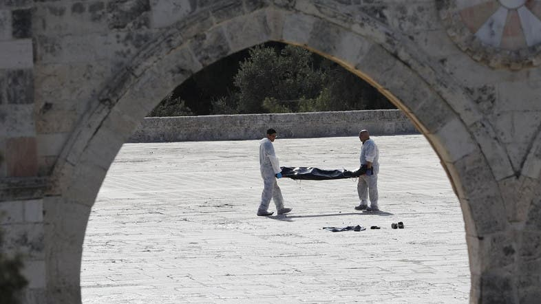 Jerusalem holy site shut for prayers after shooting
