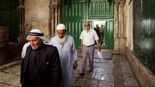 Jerusalem holy site shut for Friday prayers after shooting, Mufti held