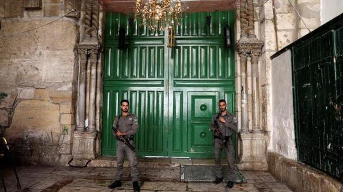 إسرائيل تواصل إغلاق الأقصى