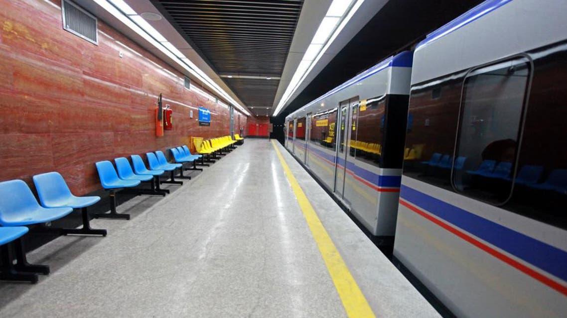 مترو في ايران