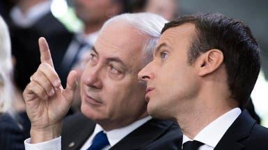 """ماكرون: مستعدون لدعم كل جهود """"حل الدولتين"""""""